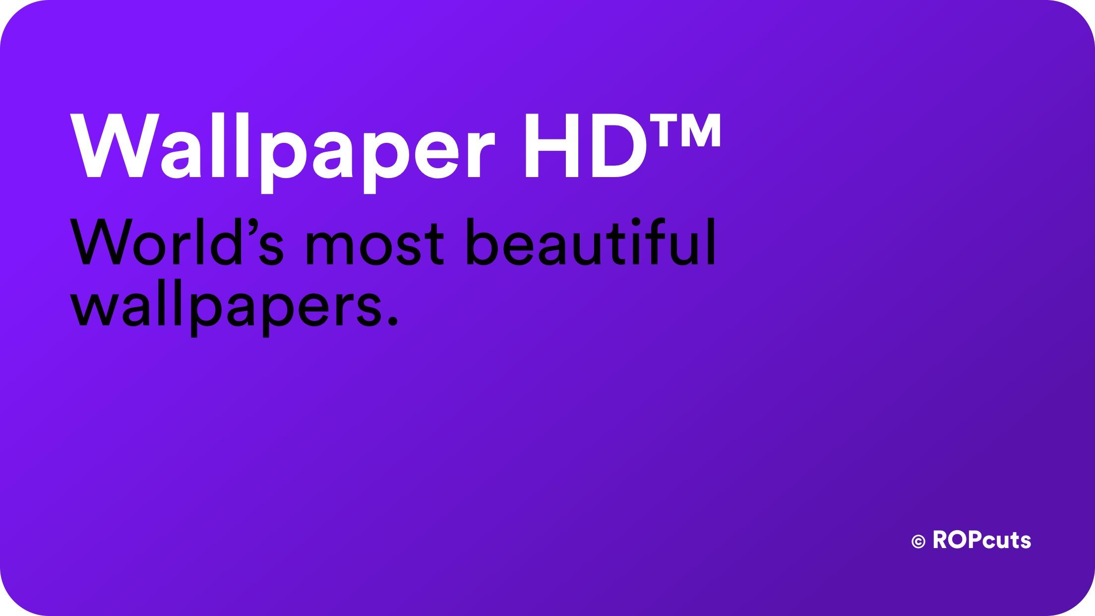 Wallpaper HD™